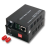 Media Converter Fast Ethernet 10/100TX - 100FX ST Multimode